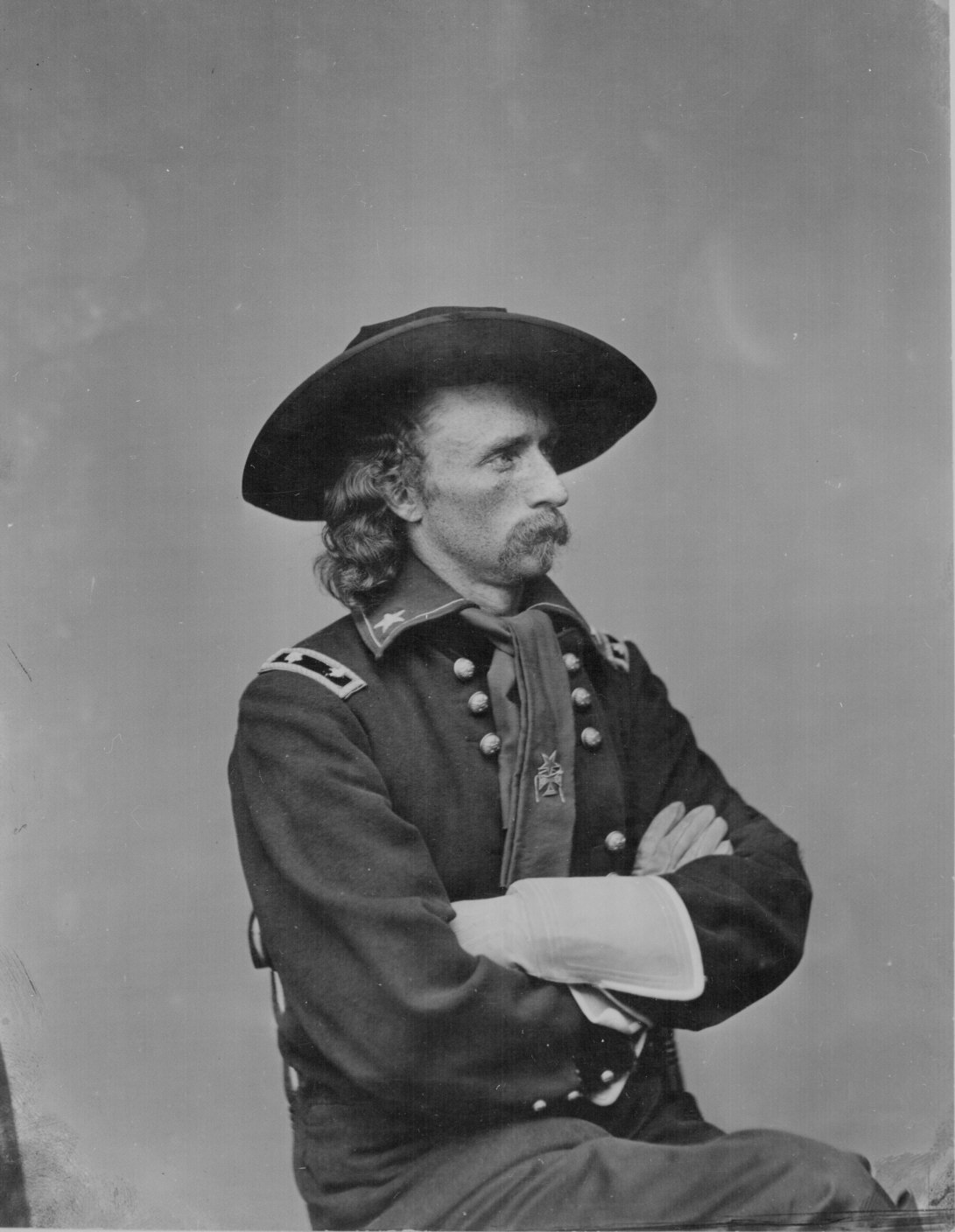 George custer armstrong